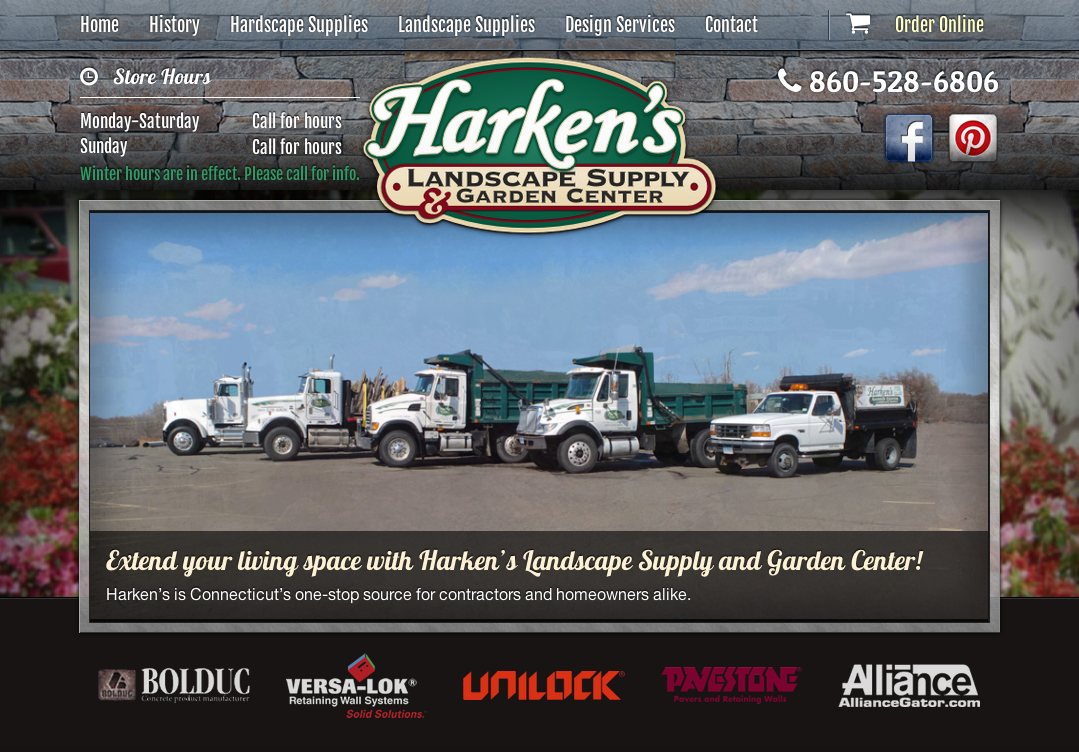 Harken's Landscape Supply