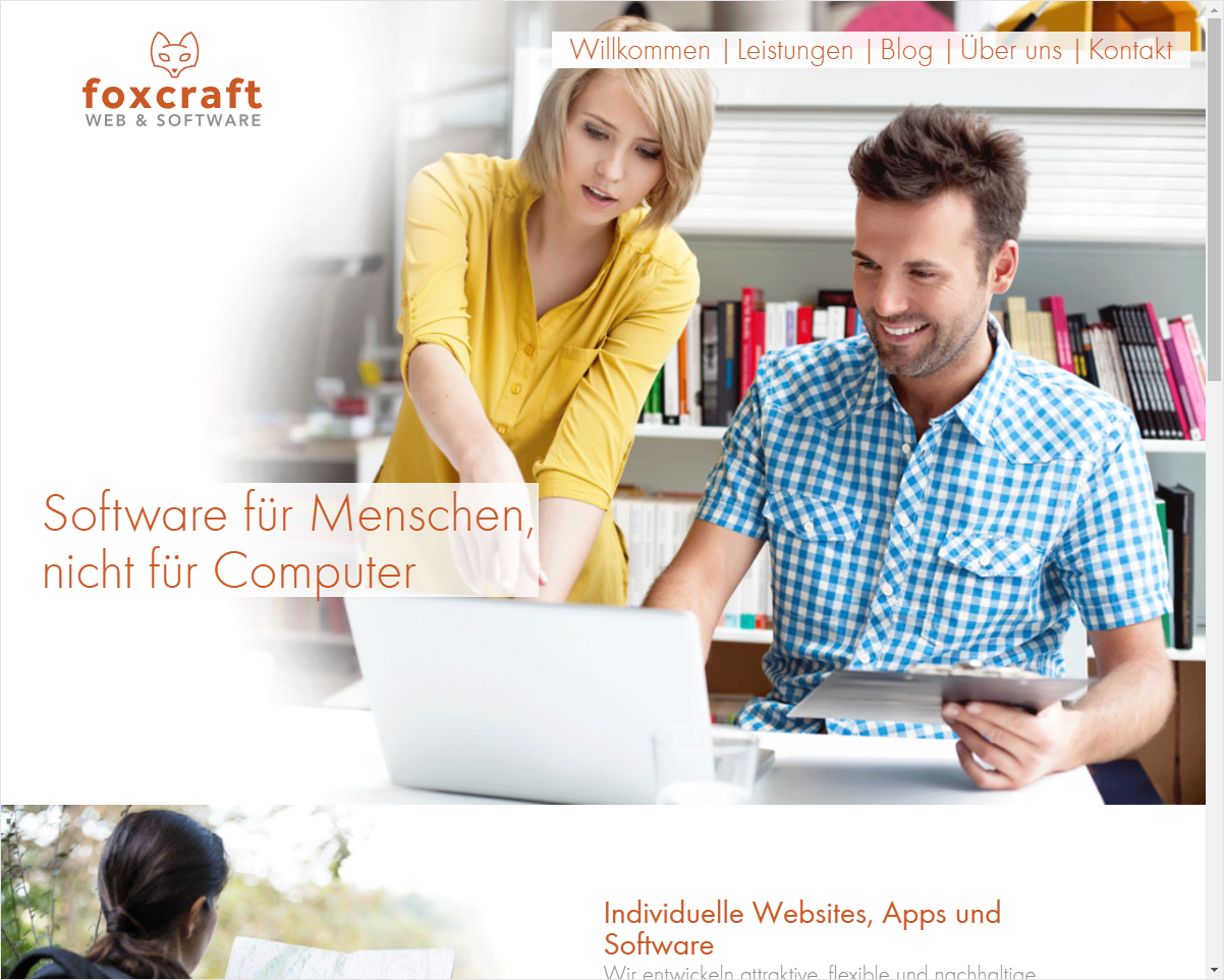foxcraft | web & software