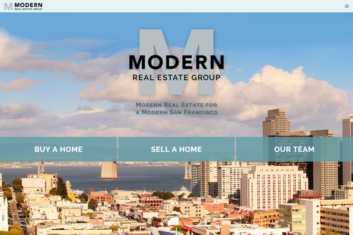 Modern Real Estate San Francisco