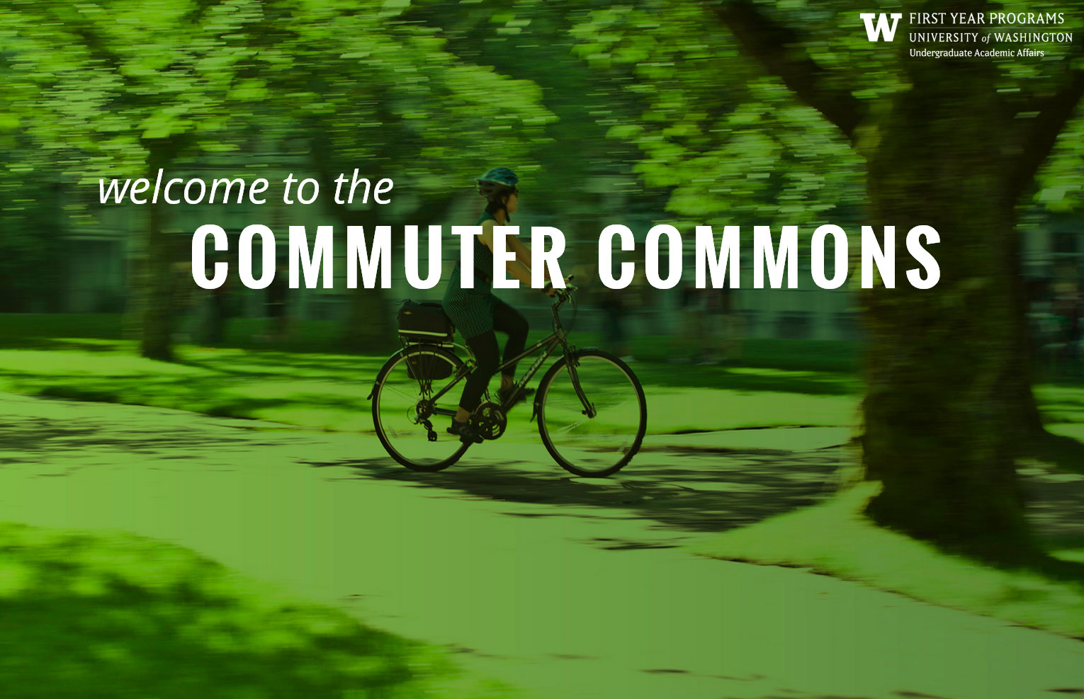 University of Washington Commuter Commons