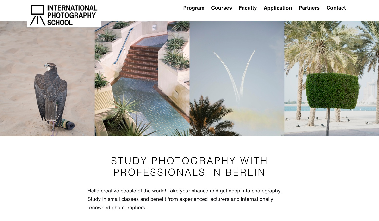 International Photography School Berlin